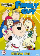 Family Guy Temporada 1 online
