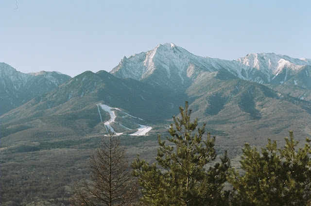 八ヶ岳 FD80-200 f4