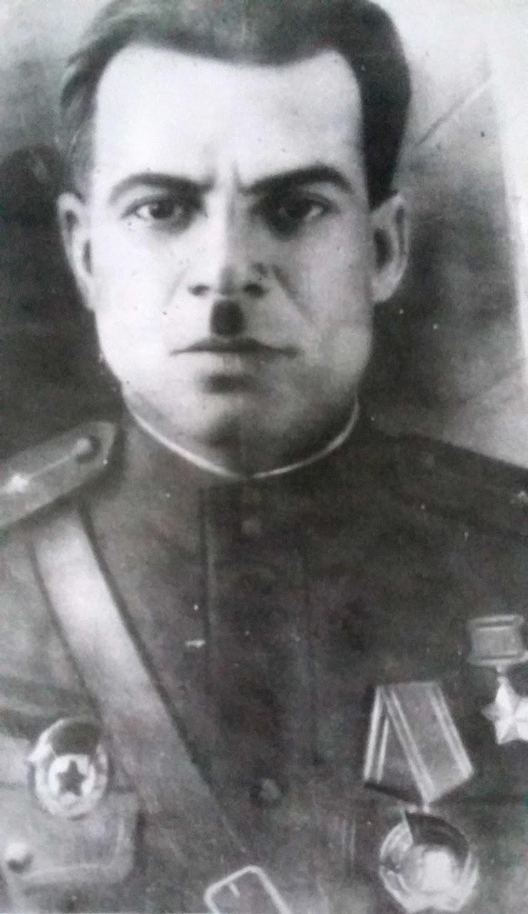 Федор Исаевич  Саркисов