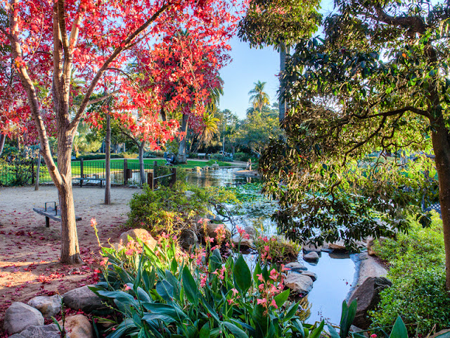 """Alice Keck Park"" by Ken Pfeiffer"