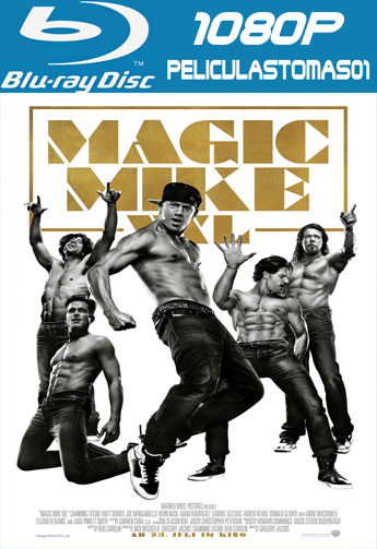Magic Mike XXL (Magic Mike 2) (2015) (BRRip) BDRip m1080p