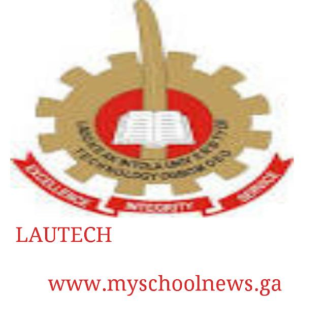 Ladoke Akintola University of Technology (LAUTECH),  Cutoff marks
