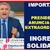 El Ingreso de Solidaridad en la reforma fiscal: ¿Qué pasará con el subsidio si la reforma sale adelante?