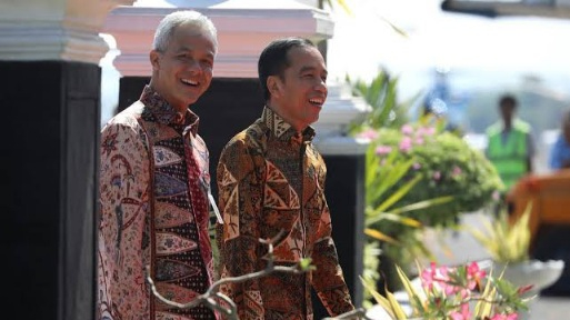 Jokowi Ingin Lepas dari PDIP? Amankan  Ganjar Pranowo Supaya Jadi Calon Presiden 2024, Pengamat: Lagi Cari Selamat ke Golkar