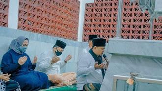 Muspida Karawang Ziarah Makam Ke Bupati Pertama Raden Adipati Singaperbangsa