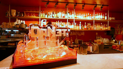 Da Net, the Russian Pop Up Experience presented by Imperial and Chef Vitaly Paley, is only once a month and takes up the entire Portland Penny Diner