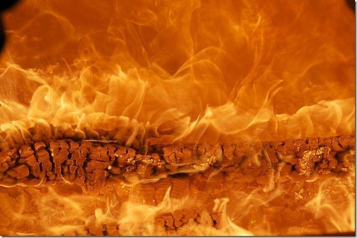 Les différentes interprétations du feu dans les rêves en Islam.