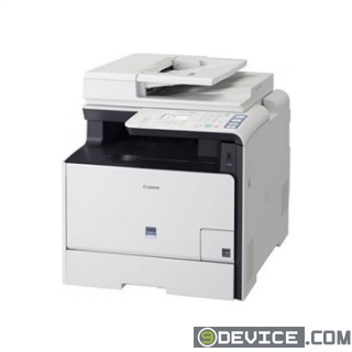 pic 1 - the best way to download Canon i-SENSYS MF8550Cdn printer driver