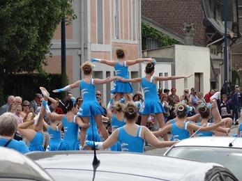 2017.06.25-008 les majorettes de Fécamp