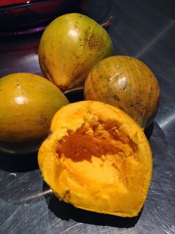 Sasa 滾 Garden : 蛋黃果