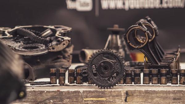 ανακατασκευή κινητήρα