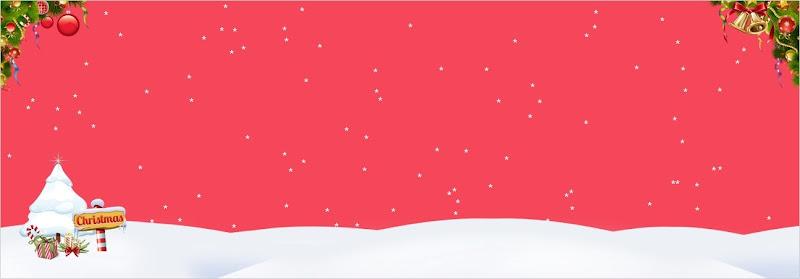 falling snow, christmas art widget for blogger blog