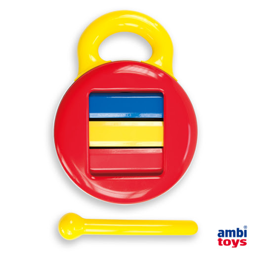 Contenido de Ambi® Toys Xilófono Drum