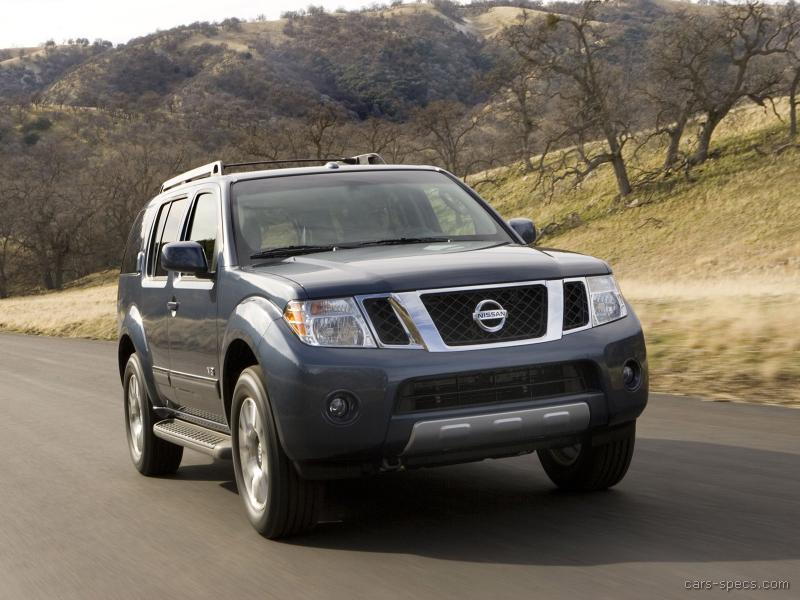 ... 2008 Nissan Pathfinder 00003 ...
