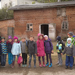 IB na wycieczce w Chmielnie