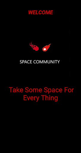 Space Community screenshot 1