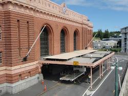Heritage Scaffolding - Railway Station