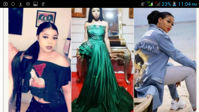 Bobrisky Unfollows Nina, Deletes Her Photos After Toyin Lawani Styled Her