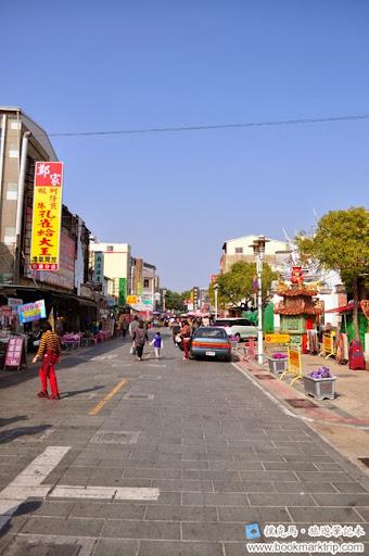 安平老街古堡街