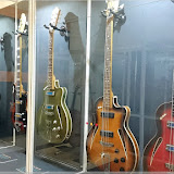 Gitarren im Technikmuseum