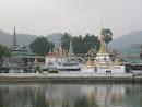 Wat Jong Kham & Wat Jong Klang