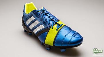 Nitrocharge adidas boots 2013 upper 2
