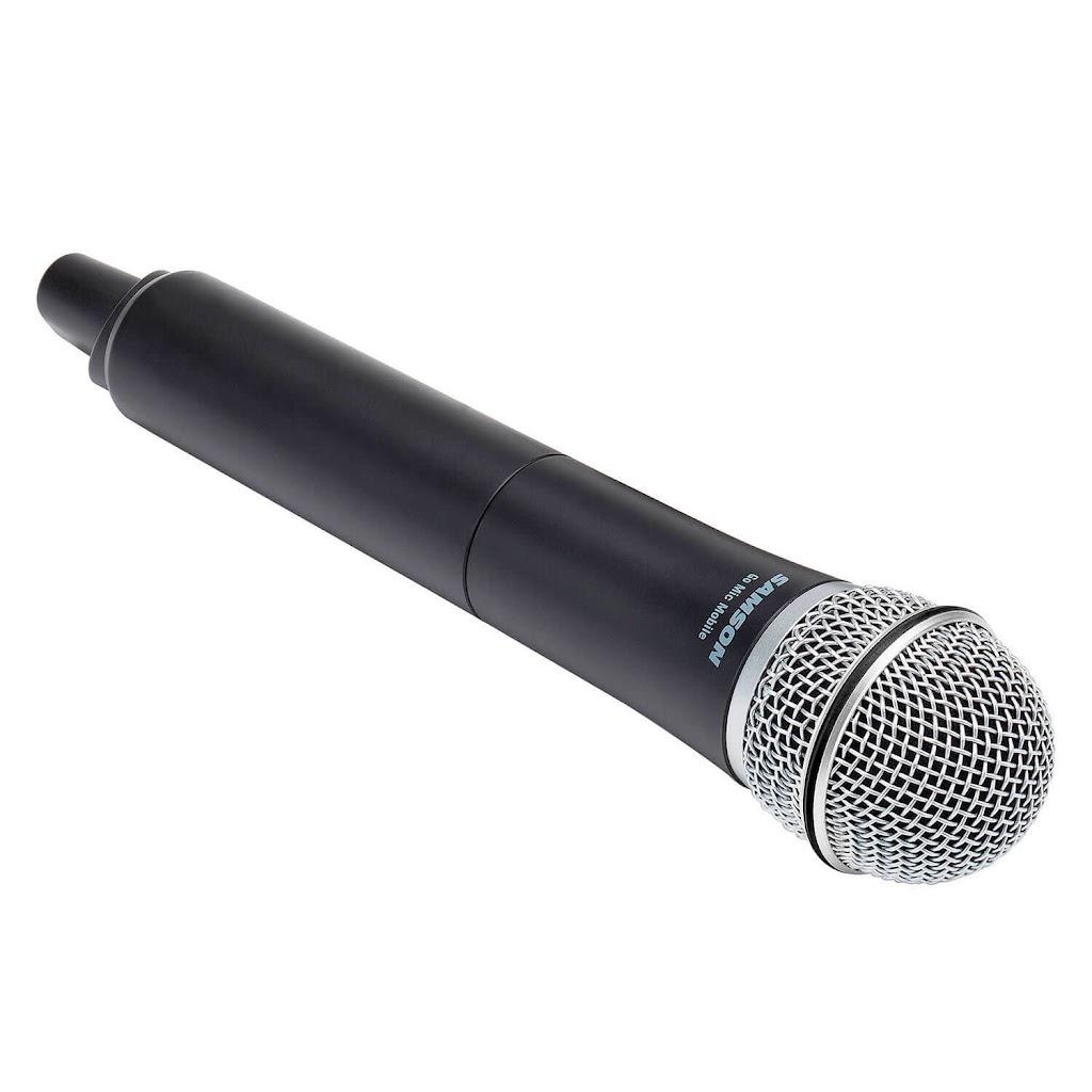 Samson Go Mic Mobile Q8 Draadloze handheld microfoon