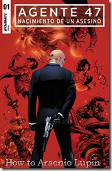 Agent 47 - Birth of the Hitman #1 (2017) - página 2