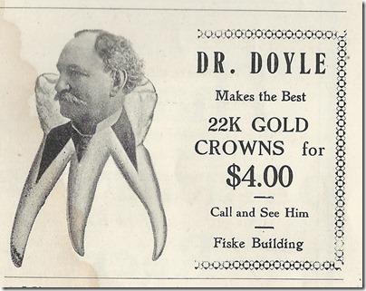 Dr Doyle