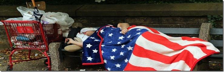 Pobreza na América