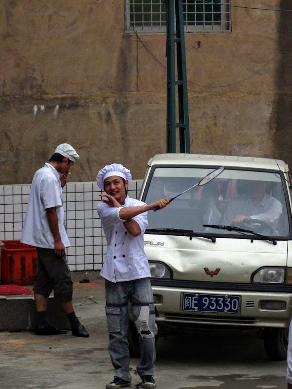 Faubourg de Xiamen.