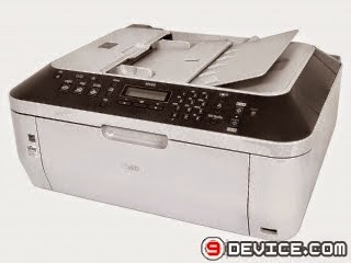 pic 1 - how to save Canon PIXMA MX320 printing device driver