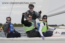 J/80 New York YC Team Racing in London, England