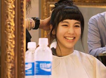 Profil Dan Biodata Pemain Iklan Pocari Sweet Yuki Sasou