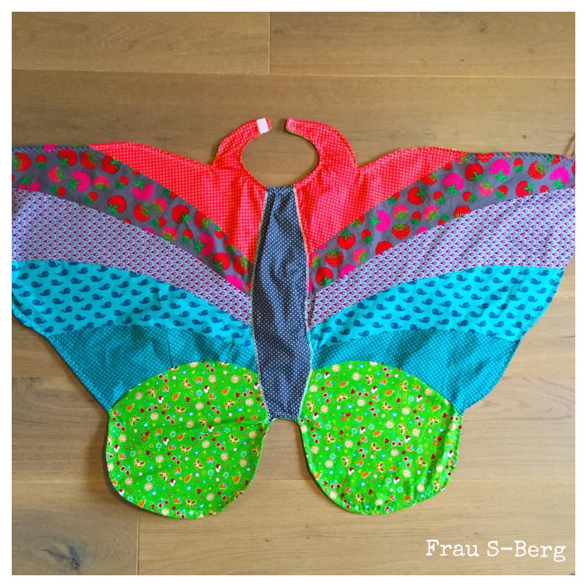 Bild Schmetterlingskostüm