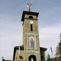 Sanktuarium w Szczyrku na Górce już po koronacji.