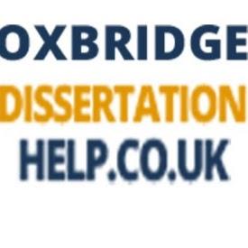 Oxbridge dissertation writing help