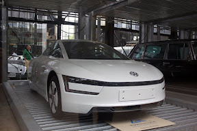 2014 Volkswagen XL1 Concept