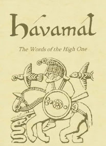 Cover of WH Auden's Book Havamal