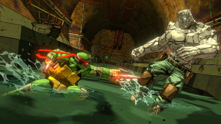 Hình ảnh trong game Teenage Mutant Ninja Turtles: Mutants in Manhattan (screenshot)