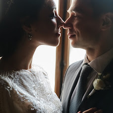 Fotografer pernikahan Anna Evgrafova (FishFoto). Foto tanggal 01.04.2019