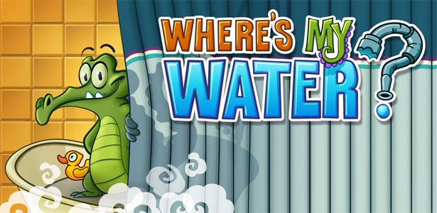 Where's My Water ? free iphone game