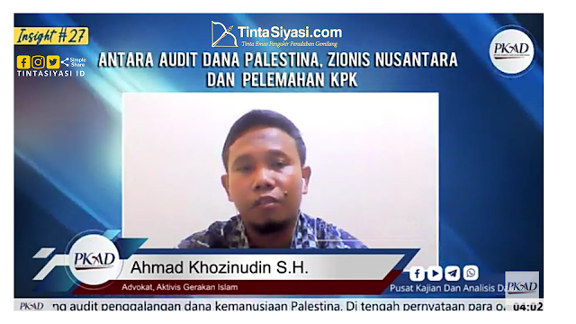 Usulan Audit Dana Palestina, Advokat: Tidak Punya Dasar Legitimasi Hukum