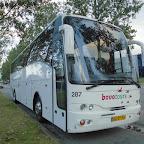 Volvo Jonckheere van Bovo tours bus 287