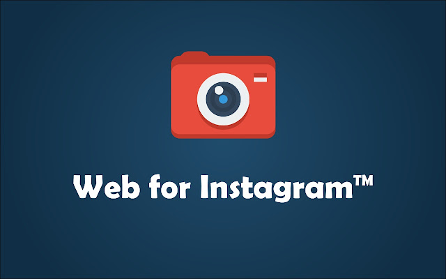 Web for Instagram Screenshot