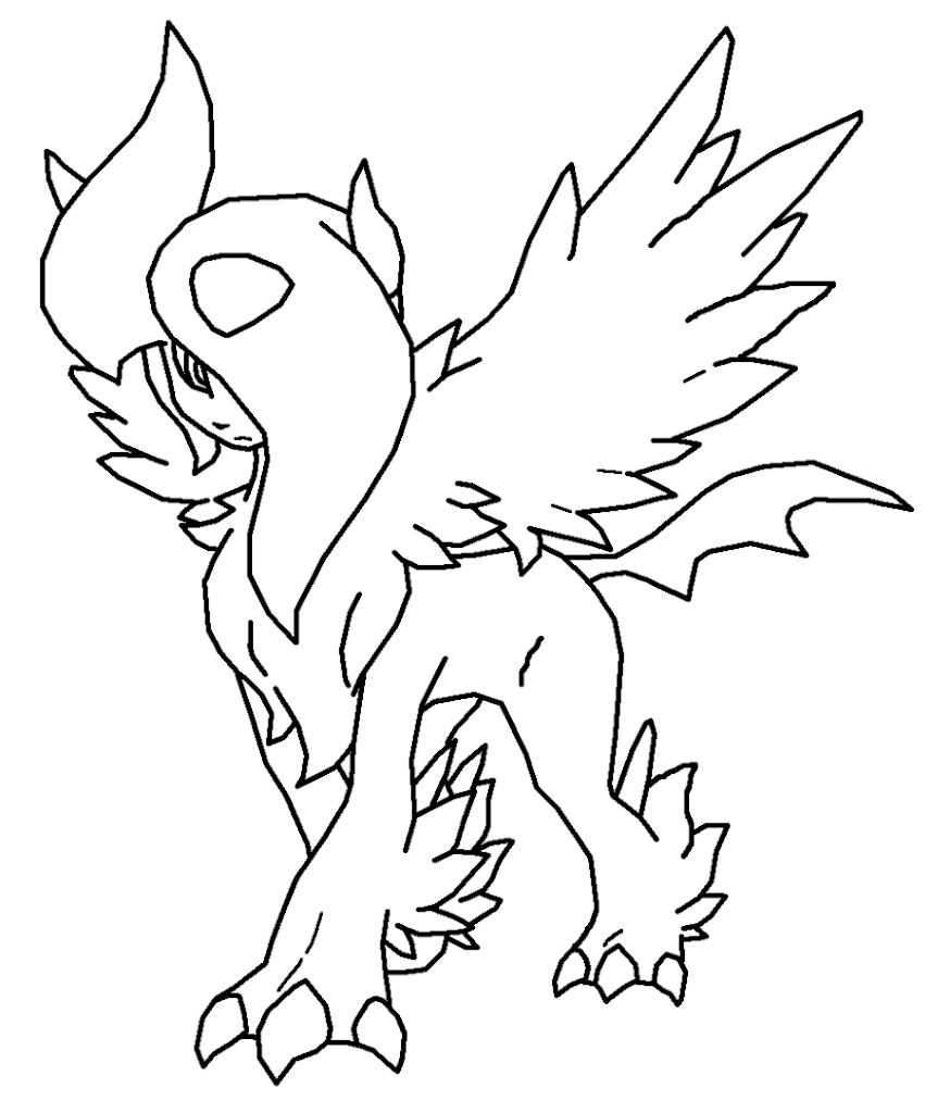 Best Mega Pokemon Coloring Pages Photos Kea Book Free Download Full Version
