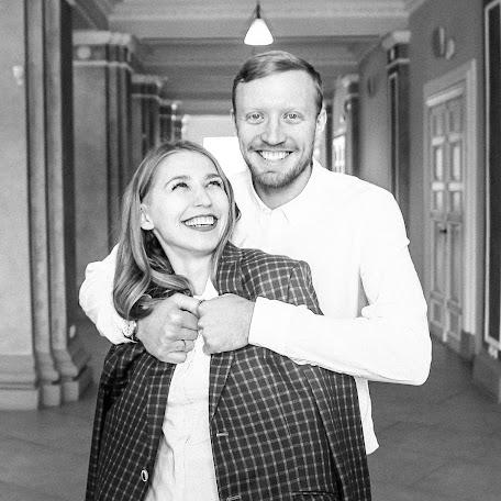 Свадебный фотограф Анна Медведева (cynailurus). Фотография от 13.02.2019 ... d774ef3e15ee8