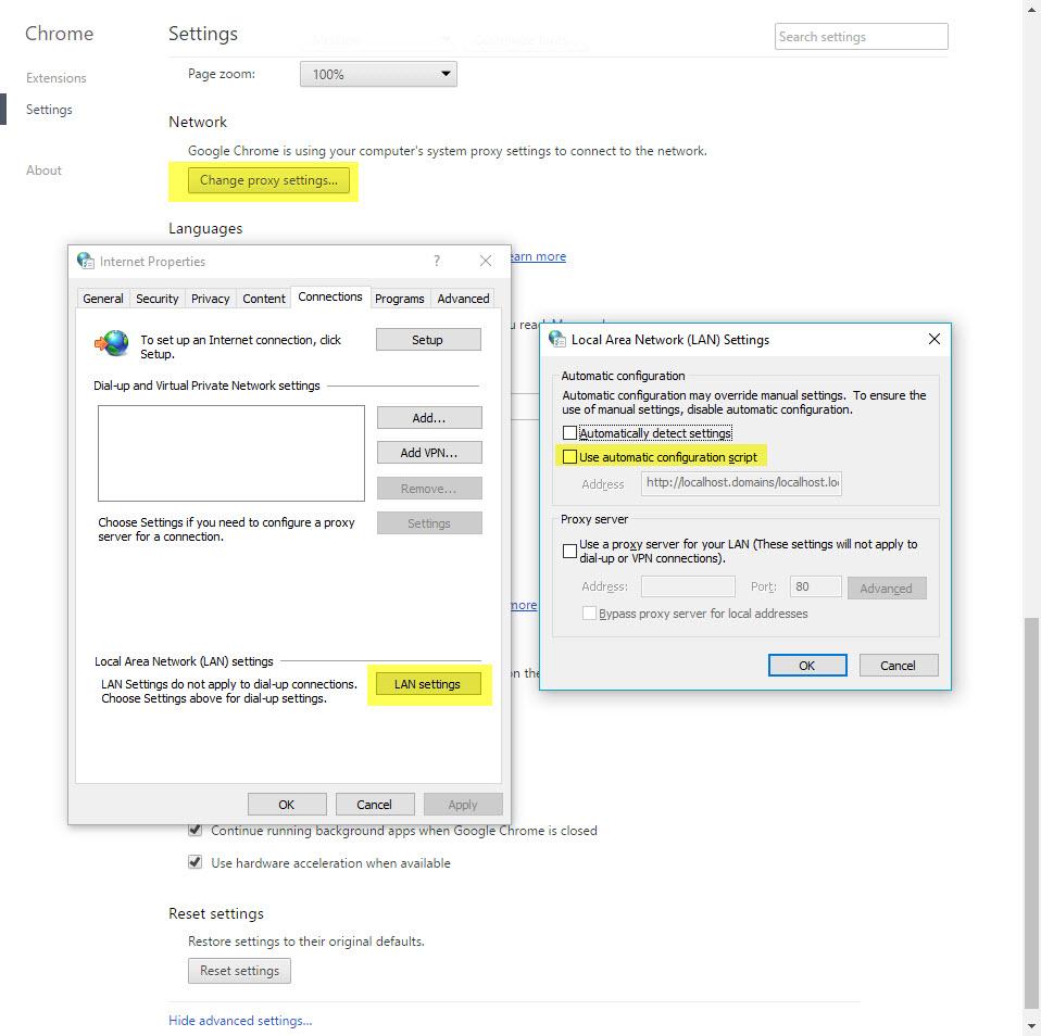 Google search no longer works properly on Chrome v54 0 2840