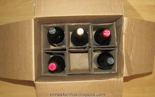 Caixa Vinho Fácil
