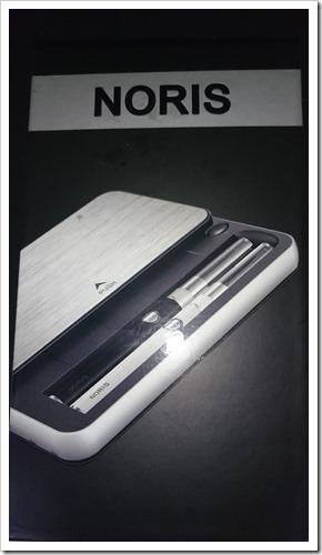 DSC 2218 thumb%25255B2%25255D - 【MOD】「HEATVAPE NORIS」スターターキットレビュー!小型でEMILIやiQOS、プルームテックの対抗!EmiliのOEMモデル【EMILI/iQOS/Ploom Tech】